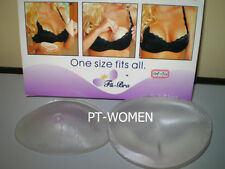 Silicon enhancer insert breast form push up swim pads Pt-women