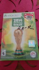 2014 FIFA World Cup Brazil (Microsoft Xbox 360, 2014) - BRAND NEW