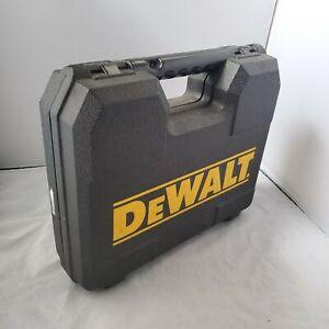 "DEWALT DC727 12V 3/8"" CORDLESS DRILL Tool, CoolGo Battery & Hard Case! NICE!!"