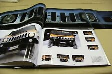Hummer H2, Sonderproduktion, Bildband, 2 Belegexemplare, Unikate