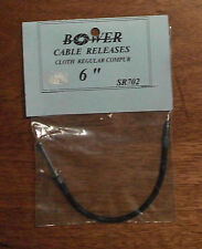 "Bower SR702 6"" Camera Shutter Cable Release - Brand New"