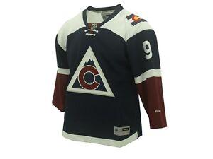 NHL Youth Size Colorado Avalanche Matt Duchene Reebok Alternate Jersey laces New