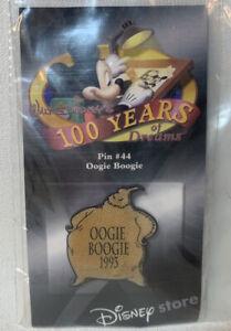 Disney 100 Years of Dreams - Oogie Boogie Nightmare Before Christmas PIN #44
