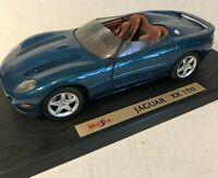 Maisto Special Edition Jaguar XK 180 Blue 1:18 Scale Diecast Model Car