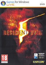 Resident Evil 5 Capcom PC
