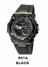 SkyLab Sport Watch TP3197M Wristwatch--Metallic Black