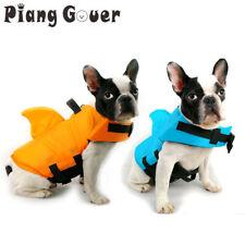 Pet Dog Life Jacket Life Vest Collar Harness Saver Swimming Summer Swimwear New
