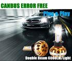 Plug n Play CANBUS LED Hi/Lo Kit for FIAT PUNTO 199 03/12-ON F154LD