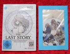 The Last Story, Nintendo Wii Spiel Neu, deutsche Version