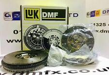 COMPLETE CLUTCH KIT & LUK DUAL MASS FLYWHEEL DMF FOR NISSAN NAVARA 2.5 DCi 4WD