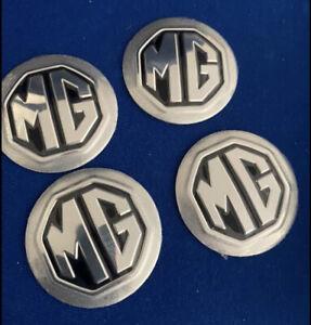 MG Silver 60mm Centre Caps Last Lot