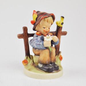 Hummel Göbel Figur - Sie liebt mich, sie liebt mich nicht - 174 - 1955