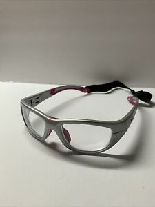 Wiley X Youth Force Wx Victory Silver / Magenta Sport Glasses 51 18 125