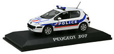 "Peugeot 307 5p ""Police Nationale"" 2005 (Norev 1:43 / 473719)"