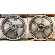 Cerchio ruota posteriore Aprilia Scarabeo 125 motore piaggio 2003 - AP8128046