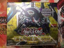 Yu-Gi-Oh ! Scellée Français ! Boîte De 24 Boosters Les Nouveaux Challengers
