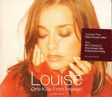 Louise - One Kiss From Heaven - CD Single Ltd CD1