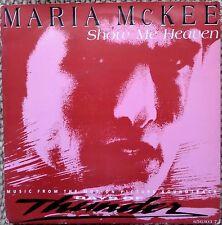 """MARIA MCKEE - SHOW ME HEAVEN 7"""" Single 1990"""