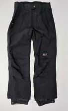 Obermeyer Gore-tex women's 10 full zip Black mesh lined