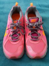 NIKE Wild Trail Running Shoe Sneakers Hot Pink Size US 7.5 Exercise Gym Yoga B40