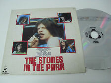 THE ROLLING STONES The Stones in the Park - Laser Disc - JAPAN LD - CD Video