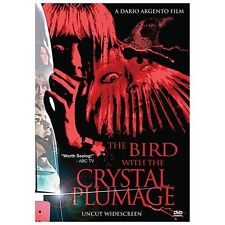 The Bird With the Crystal Plumage, New DVDs