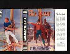 VINTAGE UK.THE SEA BEAST.FILM ED.READERS LIBRARY.1926!