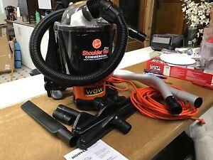 Commercial Hoover shoulder Vac Back Pack Cleaning System