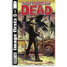 Walking Dead, The #1 Image Firsts Edition