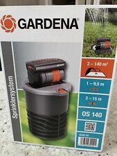 Gardena OS 140 SPRINKLERSYSTEM Oscillating Pop Up Garden Sprinkler