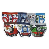 Thomas the Tank Engine Train Toddler Boys' 7 Pack Underwear Briefs …