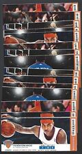 2014-15 NBA NEW YORK KNICKS COMPLETE UNUSED SEASON BASKETBALL TICKETS - 44 TIX