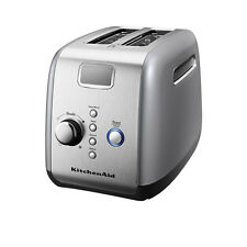 NEW KitchenAid Artisan 2 Slice Toaster Contour Silver (RRP $239)