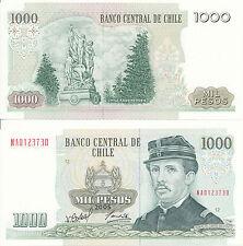 Cile - 1000 pesos 2005 UNC Pick 154f