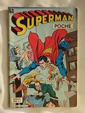 SUPERMAN POCHE n° 41 TBE+++