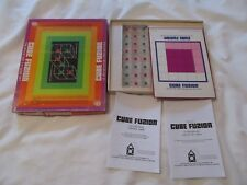 1969 FUSION CUBE THE SPACE GAME HOUSE OF GAMES JEU EN 3D DE L'ERE SPACIALE
