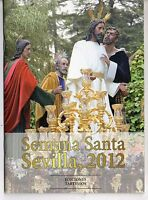 Settimana Santa Sevilla Programma Da Mano Anno 2012 (CZ-977)