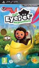 Eyepet All'avventura (necessita di Fotocamera) SONY PSP IT IMPORT