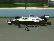 Buddy Lazier 1996 winner Indy 500 signed photo Indianapolis