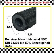 1x Gummiplatte 4mm NBR ölfest Gummimembrane 240x200mm  3940.03 aus BERLIN