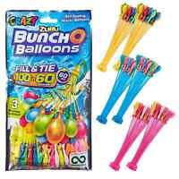 ZURU Bunch O Balloons - 210 Stück - selbstschließende Wasserbomben CRAZY