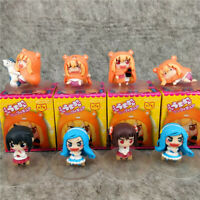 Himouto! Umaru-chan set of 8pcs PVC figure figures doll dolls anime new