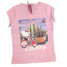 T-Shirt Mädchen Hello Kitty Rosa Mailand, T-Shirt Mädchen Sanrio 08378