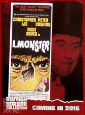 BRITISH HORROR COLLECTION - I, MONSTER - Christopher Lee - PREVIEW Card PR16