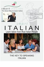 SmartItalian Audio Cds Beginner - Learn Italian from Real Italian People