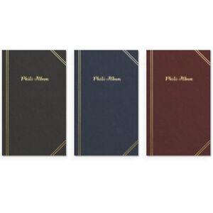 "Tallon 6""x 4"" 300 Pocket Plain Photo Album Gift Birthday Wedding Anniversary 😍"