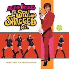 Various - Austin Powers - The Spy Who Shagged Me [Transparent Tan Vinyl] New Lp