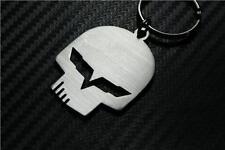 Pour chevrolet corvette crâne porte-clé keychain schlüsselring porte-clés stingray