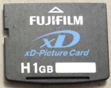 FUJIFILM XD H PICTURE MEMORY CARD 1GB. CHEAP.