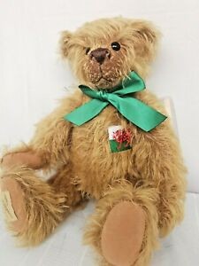 "DEANS RAG BOOK COMPANY 12"" JOINTED WELSH BEAR LTD EDITION 169 OF 500"